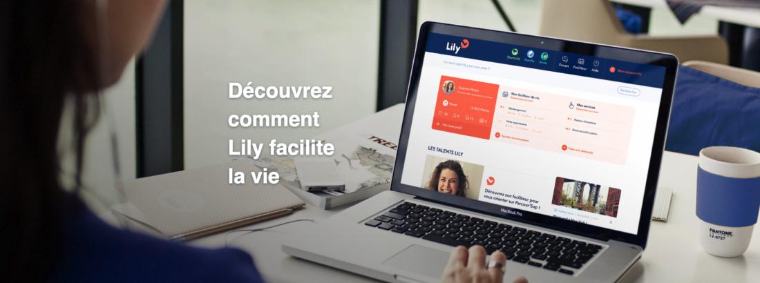 lily facilite la vie oxyne startup